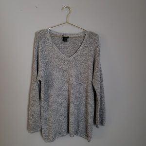 Calvin Klien heather gray sweater- size xxl- nwot